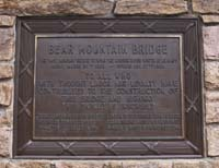 Click to enlarge Bear Mountain Bridge Tablet