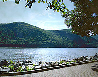 Click to enlarge photo of Historic Cold Spring on the Hudson.