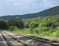 Click to enlarge photo of MTA Manitou Train Station