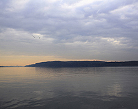 View from Irvington-on-Hudson